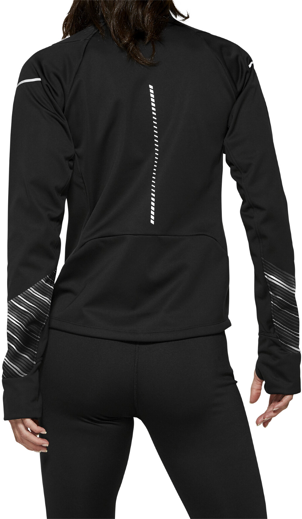 asics Lite Show 2 Giacca invernale Donna, performance black